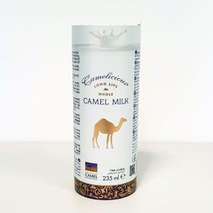 Kamelmilch in der Dose