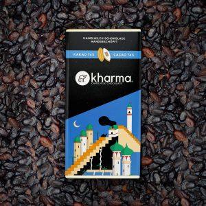 Kamelmilchschokolade kakao