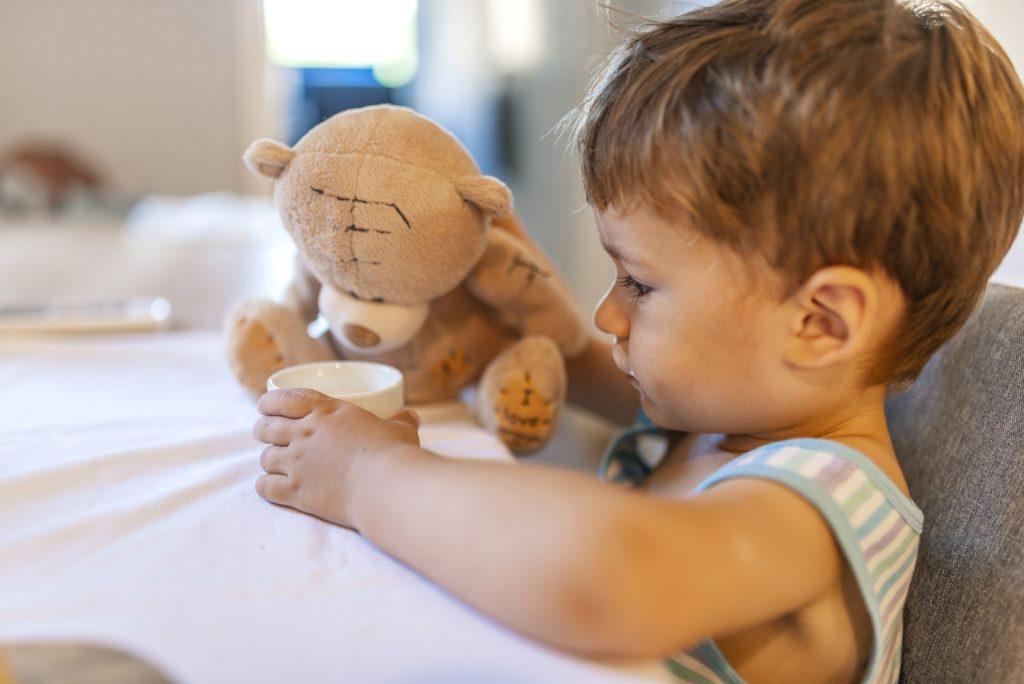 Ernährung bei Autismus mit Kamelmilch