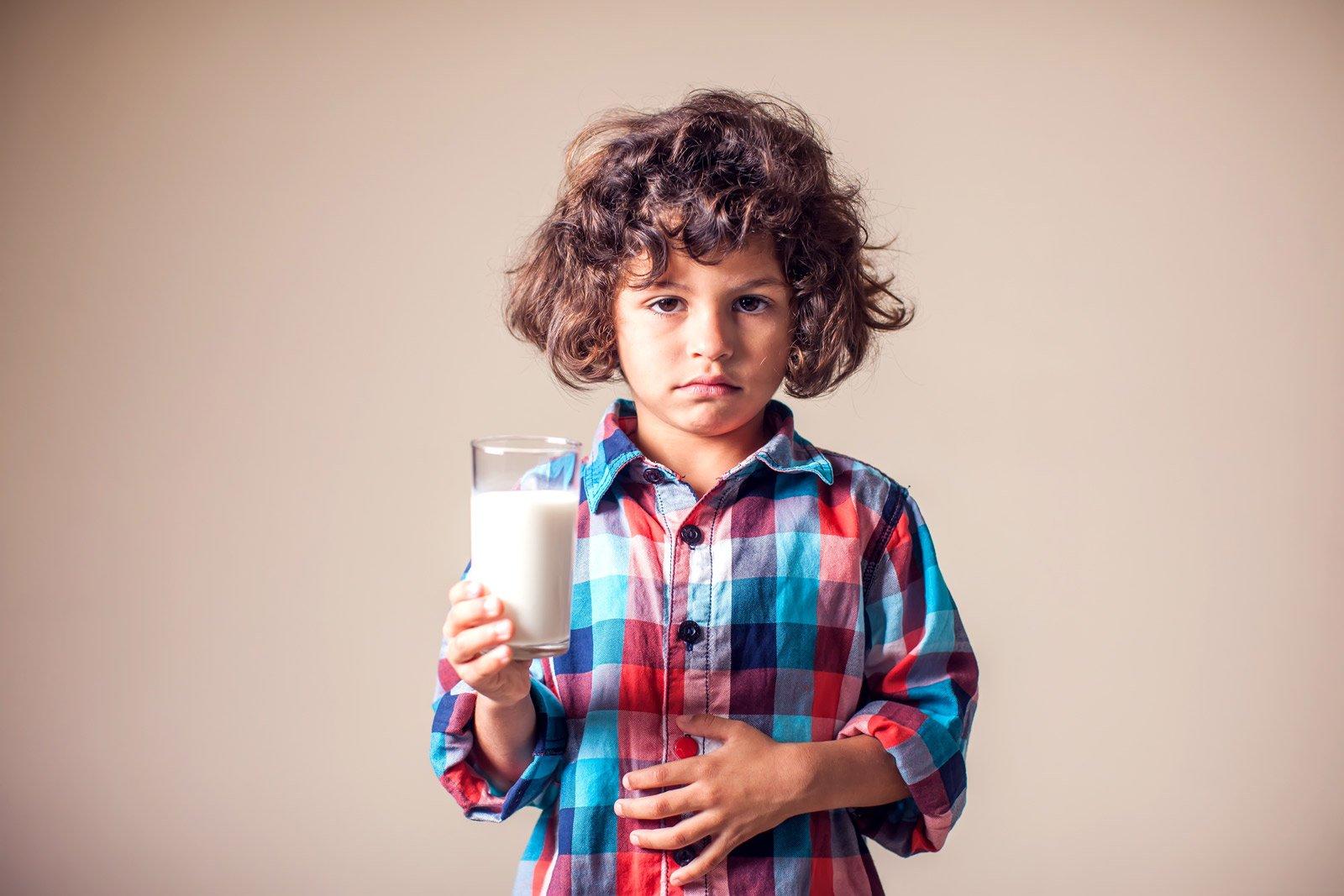 Lebensmittelallergie bei Kindern und wie Kamelmilch unterstützt